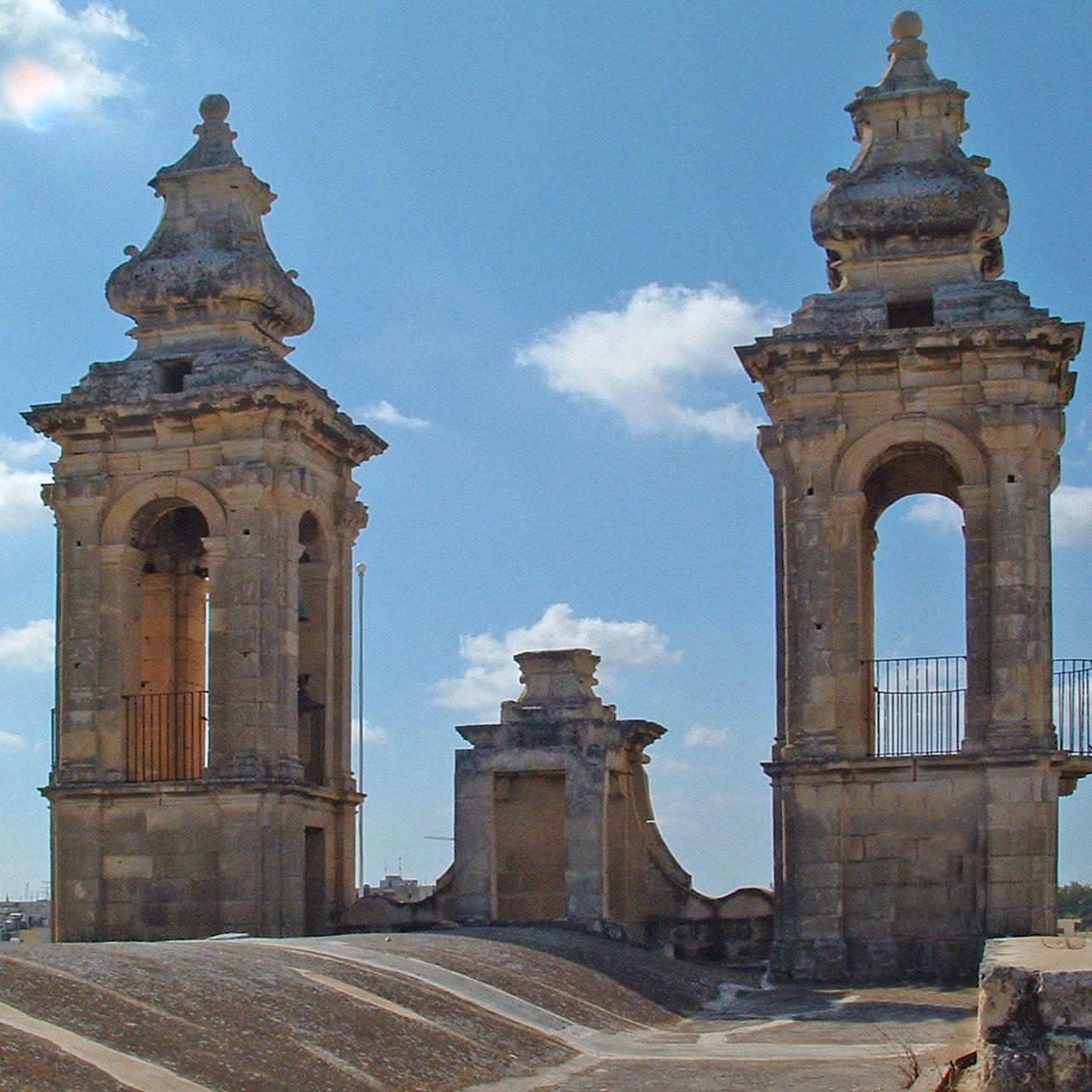 Church of St Ubaldesca
