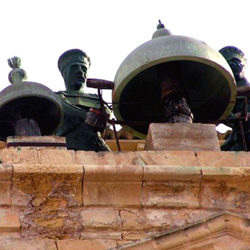 Jacquemarts at Grandmaster's Palace