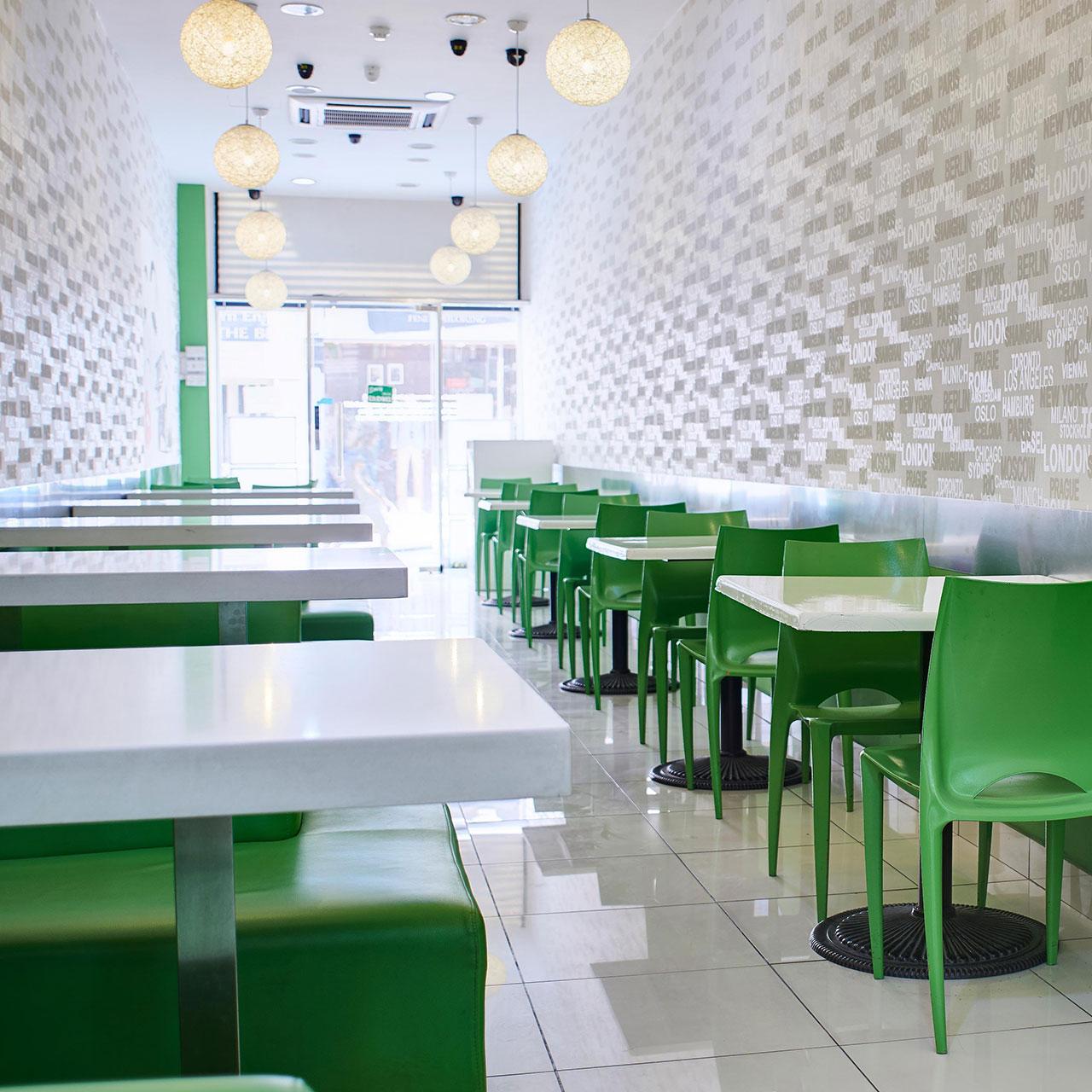 Sushi Express, Plaza