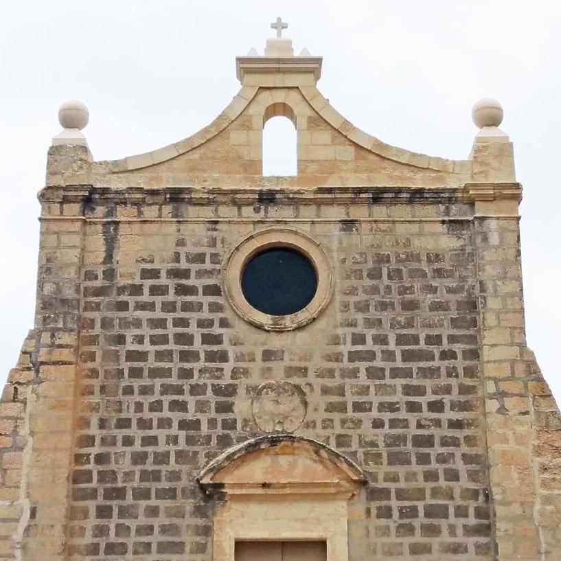 Annunciation Chapel Salini