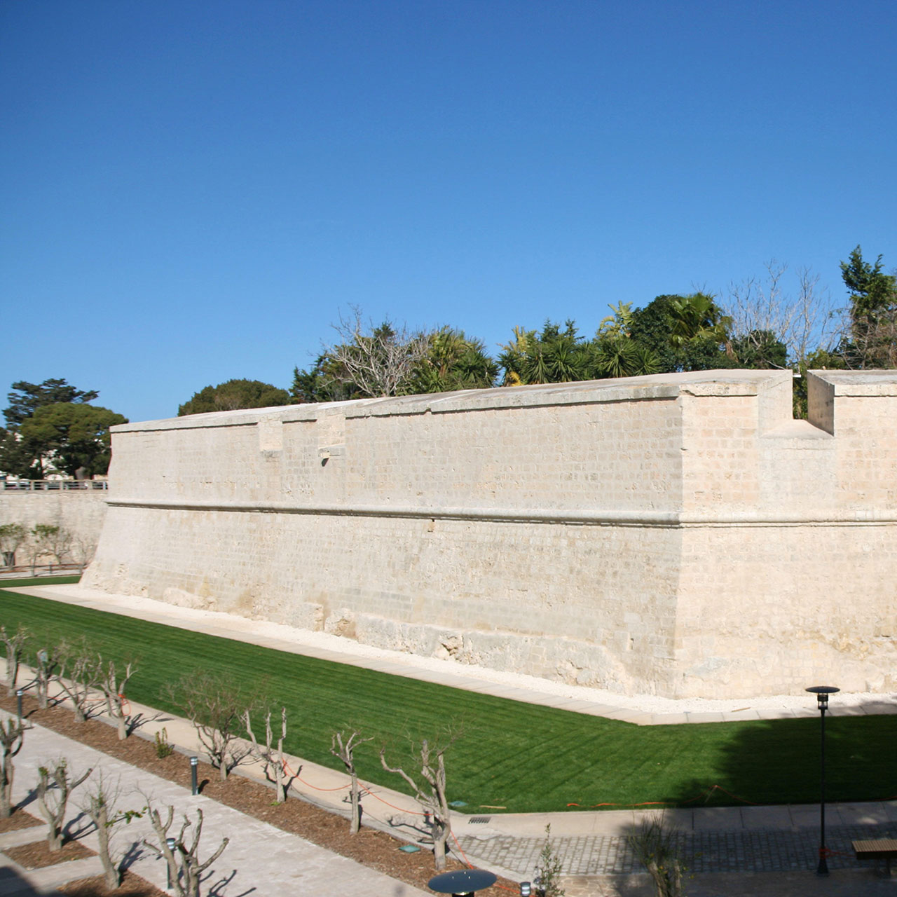 De Redin Bastions